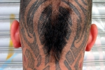 tattoo haircut