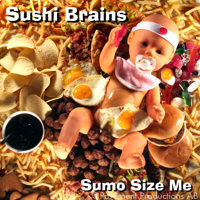 Sushi Brains album cover